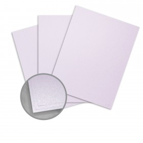 Stardream Kunzite Paper - 8 1/2 x 11 in 81 lb Text Metallic C/2S 250 per Package