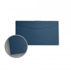 Stardream Lapis Lazuli Envelopes - No. 6 3/4 Regular (3 5/8 x 6 1/2) 81 lb Text Metallic C/2S 400 per Box