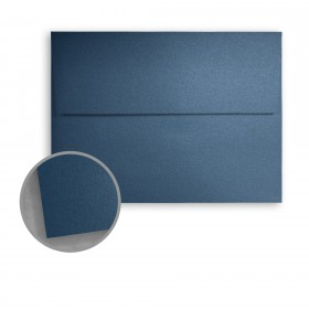 Stardream Lapis Lazuli Envelopes - A10 (6 x 9 1/2) 81 lb Text Metallic C/2S 250 per Box