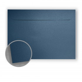 Stardream Lapis Lazuli Envelopes - No. 9 1/2 Booklet (9 x 12) 81 lb Text Metallic C/2S 500 per Box