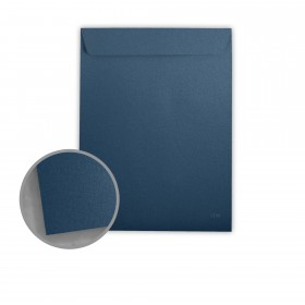 Stardream Lapis Lazuli Envelopes - No. 10 1/2 Catalog (9 x 12) 81 lb Text Metallic C/2S 500 per Box