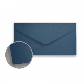 Stardream Lapis Lazuli Envelopes - Monarch (3 7/8 x 7 1/2) 81 lb Text Metallic C/2S 400 per Box
