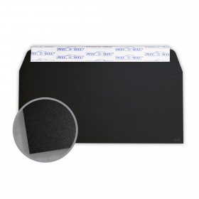Stardream Onyx Envelopes - No. 10 Commercial Peel & Seal (4 1/8 x 9 1/2) 81 lb Text Metallic C/2S 500 per Box