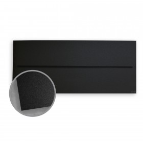 Stardream Onyx Envelopes - No. 10 Square Flap (4 1/8 x 9 1/2) 81 lb Text Metallic C/2S 500 per Box