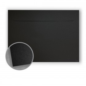 Stardream Onyx Envelopes - No. 13 Booklet (10 x 13) 81 lb Text Metallic C/2S 500 per Box