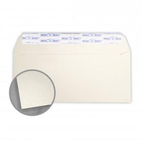 Stardream Opal Envelopes - No. 10 Commercial Peel & Seal (4 1/8 x 9 1/2) 81 lb Text Metallic C/2S 500 per Box