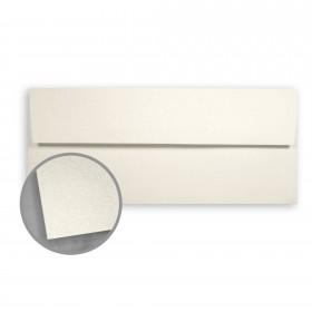 Stardream Opal Envelopes - No. 10 Square Flap (4 1/8 x 9 1/2) 81 lb Text Metallic C/2S 500 per Box