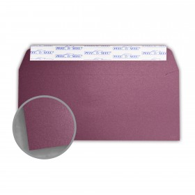 Stardream Punch Envelopes - No. 10 Commercial Peel & Seal (4 1/8 x 9 1/2) 81 lb Text Metallic C/2S 500 per Box