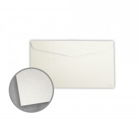 Stardream Quartz Envelopes - No. 6 3/4 Regular (3 5/8 x 6 1/2) 81 lb Text Metallic C/2S 400 per Box