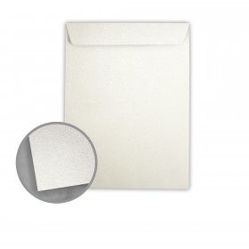 Stardream Quartz Envelopes - No. 10 1/2 Catalog (9 x 12) 81 lb Text Metallic C/2S 500 per Box