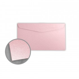 Stardream Rose Quartz Envelopes - No. 6 3/4 Regular (3 5/8 x 6 1/2) 81 lb Text Metallic C/2S 400 per Box
