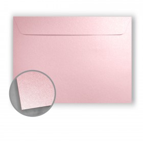 Stardream Rose Quartz Envelopes - No. 9 1/2 Booklet (9 x 12) 81 lb Text Metallic C/2S 500 per Box