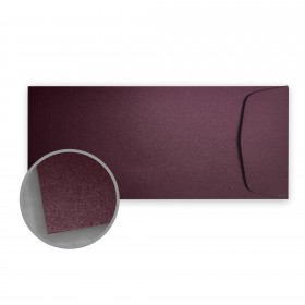 Stardream Ruby Envelopes - No. 10 Policy (4 1/8 x 9 1/2) 81 lb Text Metallic C/2S 500 per Box