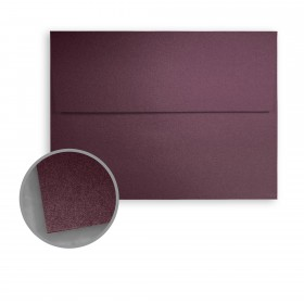 Stardream Ruby Envelopes - A1 (3 5/8 x 5 1/8) 81 lb Text Metallic C/2S 250 per Box