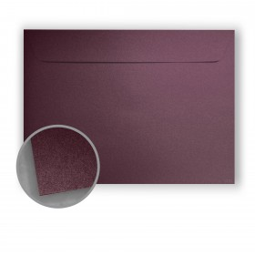 Stardream Ruby Envelopes - No. 9 1/2 Booklet (9 x 12) 81 lb Text Metallic C/2S 500 per Box