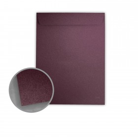 Stardream Ruby Envelopes - No. 13 1/2 Catalog (10 x 13) 81 lb Text Metallic C/2S 500 per Box