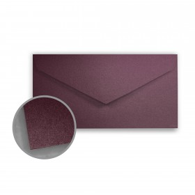 Stardream Ruby Envelopes - Monarch (3 7/8 x 7 1/2) 81 lb Text Metallic C/2S 400 per Box