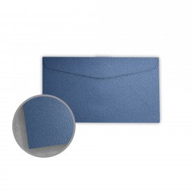 Stardream Sapphire Envelopes - No. 6 3/4 Regular (3 5/8 x 6 1/2) 81 lb Text Metallic C/2S 400 per Box