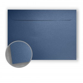Stardream Sapphire Envelopes - No. 13 Booklet (10 x 13) 81 lb Text Metallic C/2S 500 per Box
