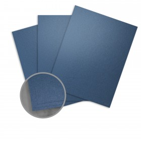 Stardream Sapphire Paper - 11 x 17 in 81 lb Text Metallic C/2S 250 per Package