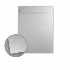 Stardream Silver Envelopes - No. 10 1/2 Catalog (9 x 12) 81 lb Text Metallic C/2S 500 per Box