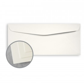 STARWHITE Archiva Envelopes - No. 10 Commercial (4 1/8 x 9 1/2) 70 lb Text Smooth 500 per Box