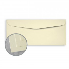 STARWHITE Natural Envelopes - No. 10 Commercial (4 1/8 x 9 1/2) 70 lb Text Smooth 500 per Box