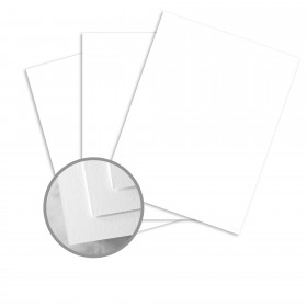 STARWHITE Tiara Card Stock - 23 x 35 in 88 lb Cover Smooth 500 per Carton
