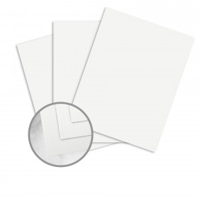 Strathmore Premium Cambric Soft Gray Card Stock - 26 x 40 in 100 lb Cover Linen  30% Recycled 200 per Carton