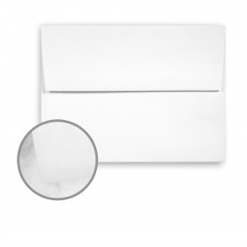 Strathmore Premium Enhance Ultimate White Envelopes - A2 (4 3/8 x 5 3/4) 70 lb Text Silk 250 per Box