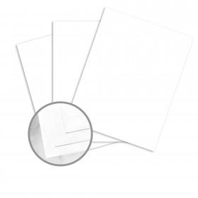 Strathmore Premium Grandee Bright White Paper - 25 x 38 in 80 lb Text Felt 250 per Package