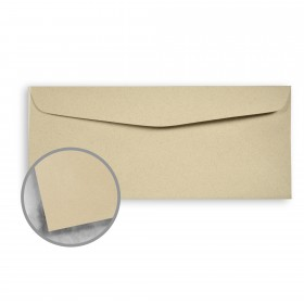 Strathmore Premium Wove Desert Haze Envelopes - No. 10 Commercial (4 1/8 x 9 1/2) 24 lb Writing Wove  30% Recycled Watermarked 500 per Box