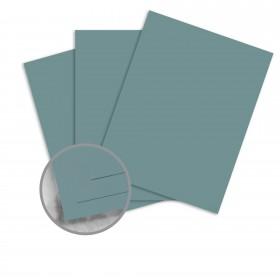 Strathmore Premium Wove Dusk Blue Card Stock - 26 x 40 in 100 lb Cover Wove 300 per Carton