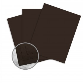 Strathmore Premium Wove Mahogany Card Stock - 8 1/2 x 11 in 80 lb Cover Wove 250 per Package