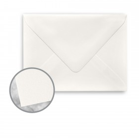 Strathmore Premium Wove Soft White Envelopes - A10 (6 x 9 1/2) 80 lb Text Wove  30% Recycled 250 per Box