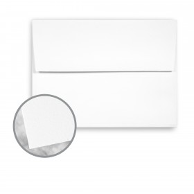 Strathmore Premium Wove Ultimate White Envelopes - A7 (5 1/4 x 7 1/4) 80 lb Text Wove 250 per Box