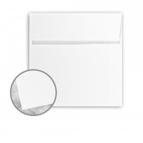 Strathmore Premium Wove Ultimate White Envelopes - No. 5 1/2 Square (5 1/2 x 5 1/2) 80 lb Text Wove 250 per Box
