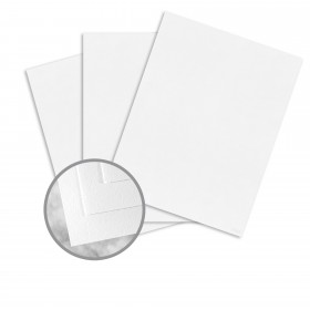 Strathmore Writing Soft Gray Paper - 35 x 23 in 24 lb Writing Wove  30% Recycled  25% Cotton Watermarked 1500 per Carton