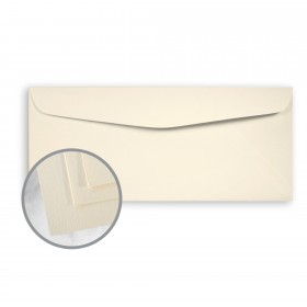 SuperFine Softwhite Envelopes - No. 10 Commercial (4 1/8 x 9 1/2) 24 lb Writing Eggshell 500 per Box