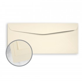 SuperFine Softwhite Envelopes - No. 10 Commercial (4 1/8 x 9 1/2) 70 lb Text Smooth 500 per Box