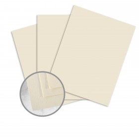 SuperFine Softwhite Card Stock - 26 x 40 in 80 lb Cover Eggshell 500 per Carton