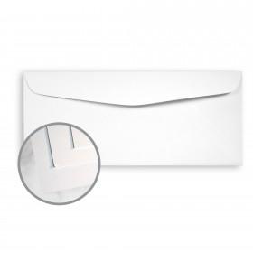 SuperFine Ultrawhite Envelopes - No. 10 Commercial (4 1/8 x 9 1/2) 24 lb Writing Smooth 500 per Box