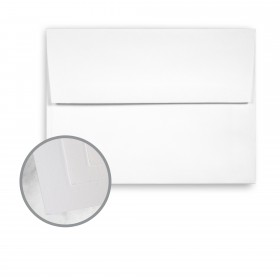 SuperFine Ultrawhite Envelopes - A2 (4 3/8 x 5 3/4) 70 lb Text Eggshell 250 per Box