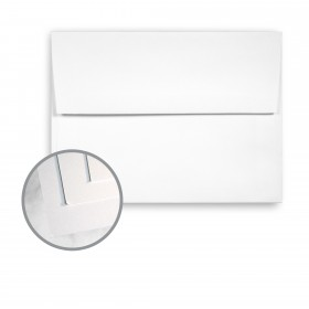 SuperFine Ultrawhite Envelopes - A6 (4 3/4 x 6 1/2) 70 lb Text Smooth 250 per Box