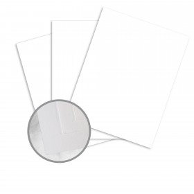 SuperFine Digital with i-Tone Ultrawhite Card Stock - 18 x 12 in 80 lb Cover Eggshell 250 per Package