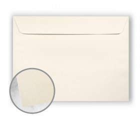 SuperFine White Envelopes - No. 9 1/2 Booklet (9 x 12) 70 lb Text Eggshell 500 per Carton