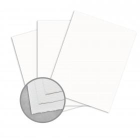 Teton Tiara Card Stock - 35 1/2 x 23 in 80 lb Cover Felt  100% Cotton 500 per Carton