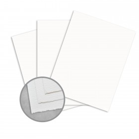 Teton Tiara Card Stock - 26 1/2 x 40 in 80 lb Cover Felt  100% Cotton 300 per Carton