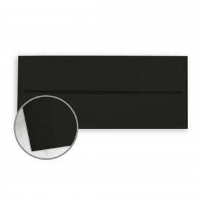 Tube Black Envelopes - No. 10 Commercial (4 1/8 x 9 1/2) 81 lb Text Soft Flat Matte C/1S 50 per Box