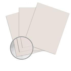 Tube Mud Card Stock - 8 1/2 x 11 in 125 lb Cover Soft Flat Matte C/2S 250 per Package